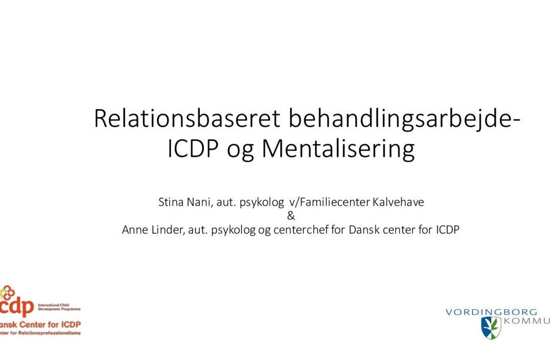 ICDP og mentalisering Middelfart